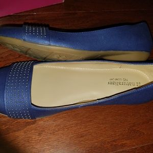 Naturalizer Shoes - LIKE NEW IN BOX - Naturalizer Studded Flats